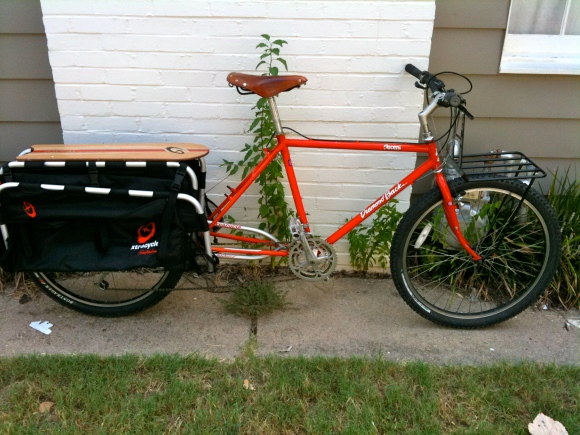 xtracycle after conversion